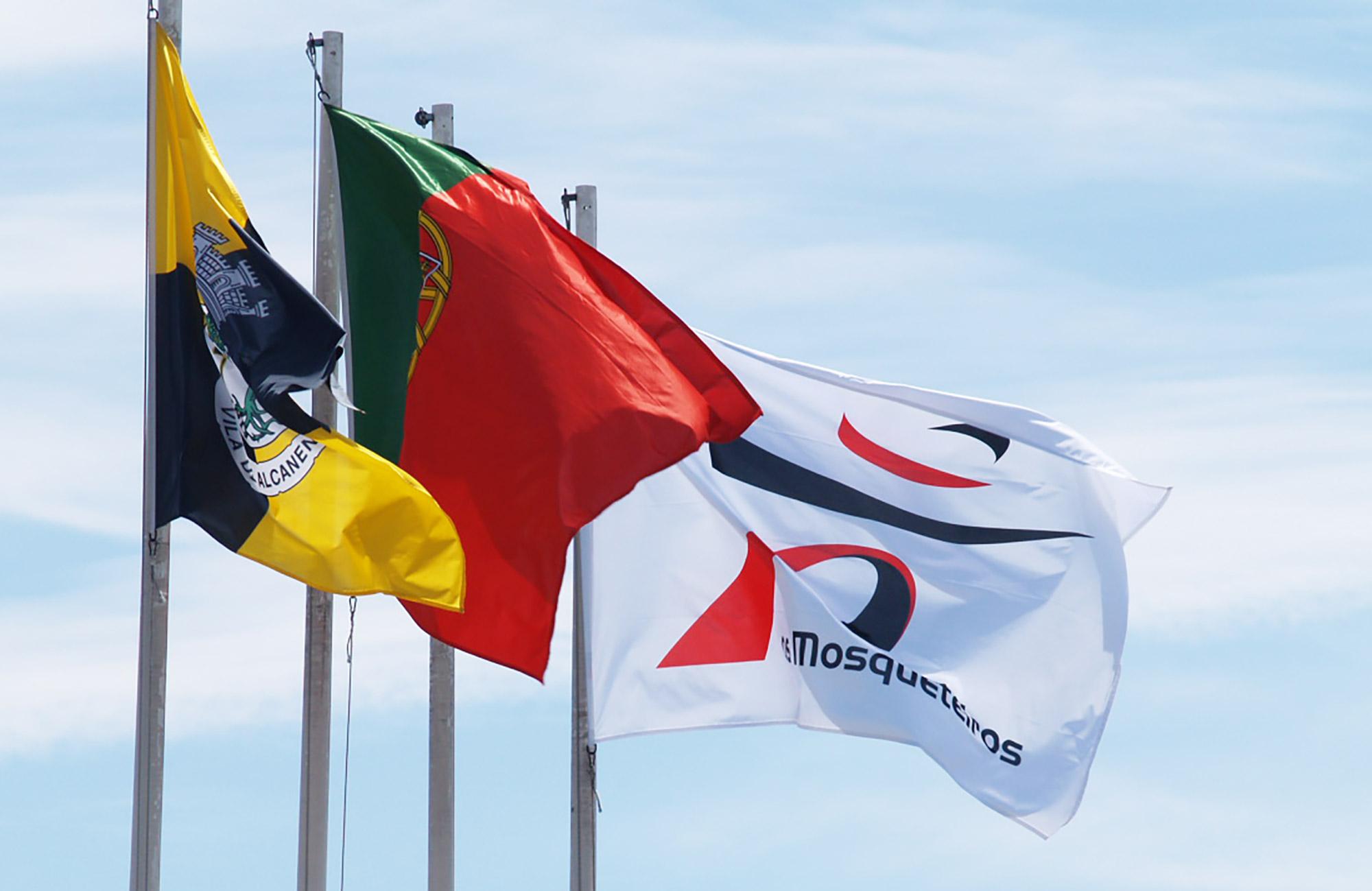 Características da bandeira de Portugal
